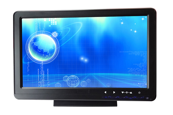 10.1 Inch Flush Rear Mount LCD Monitor