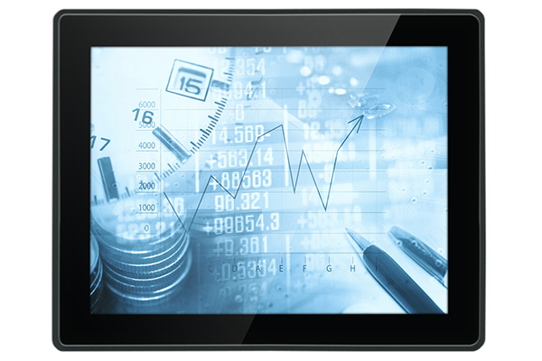12.1 Inch Touchscreen LCD Monitor
