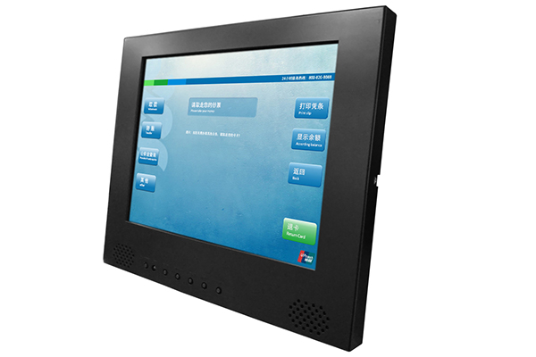 9.7 Inch Touchscreen LCD Monitor
