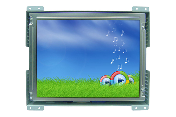 10.4 Inch Sunlight Readable High Bright LCD Monitor