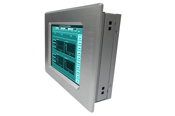 6.5 Inch Panel Mount Industrial Panel PC