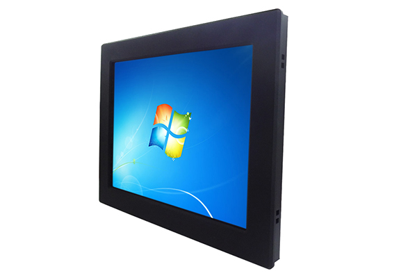 12.1 Inch J1900 Resistive Touch Panel Mount Industrial Panel Pc