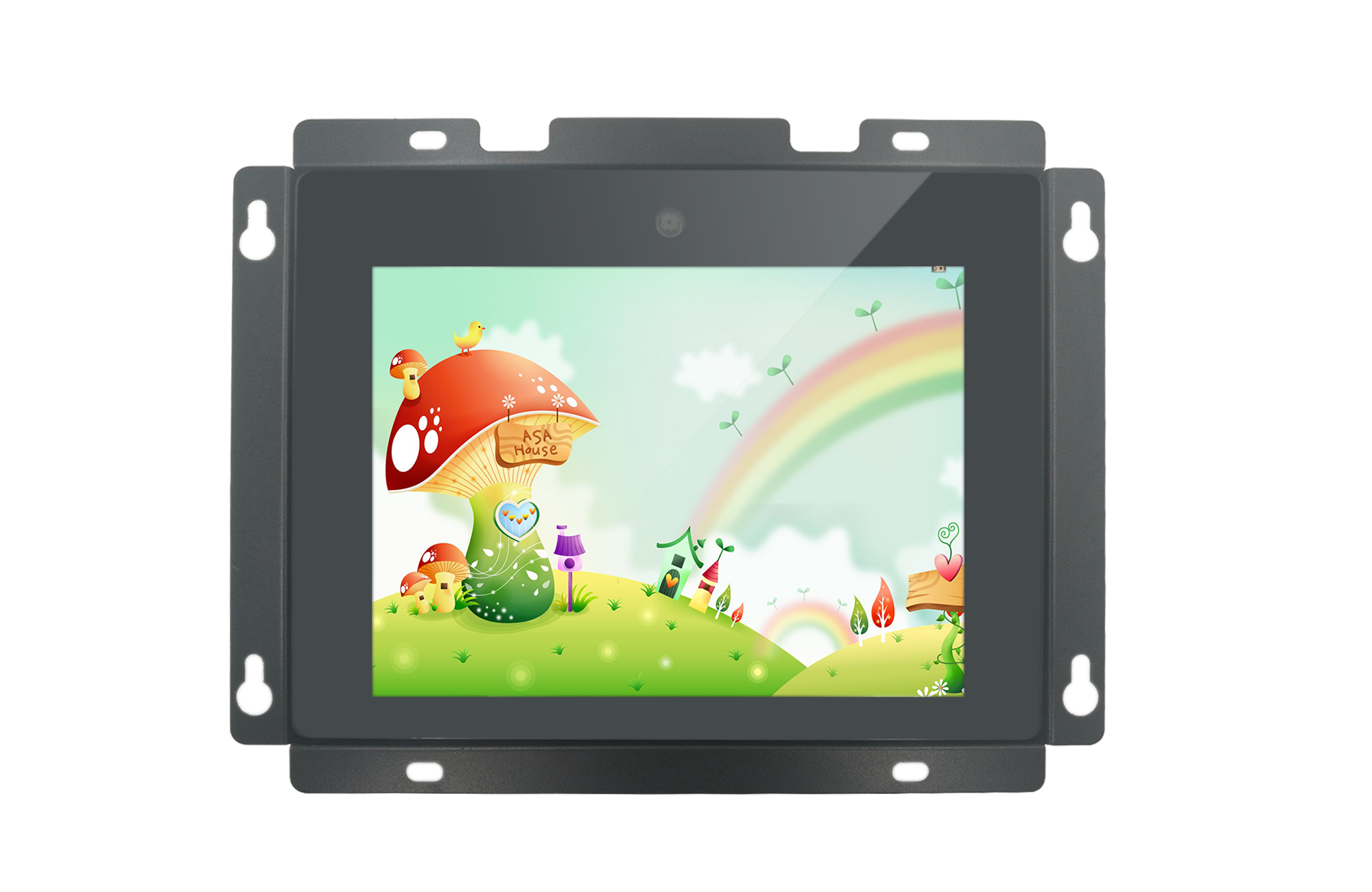 8.4 Inch Android Based All-In-One Panel PC