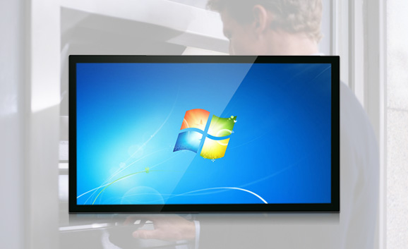 Large Format Sizes Touchscreen LCD Monitors
