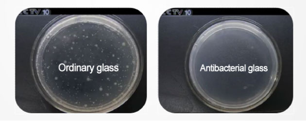 What is Antibacterial Glass
